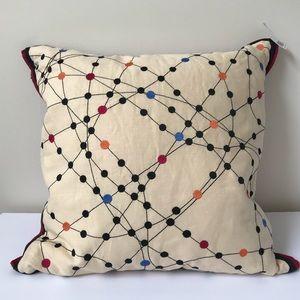 Ikhan Iffat Khan for IMAX Linen Down Pillow